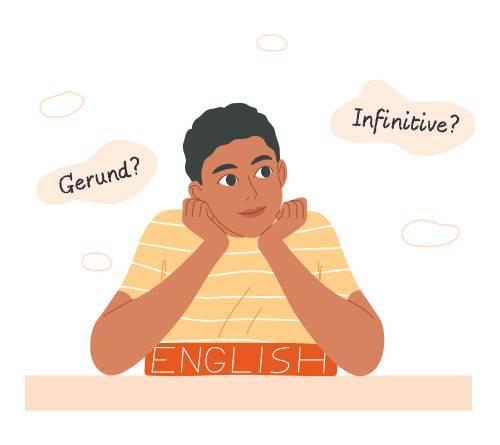 动名词和不定式